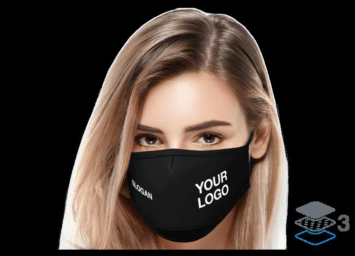 Sky - Custom Face Masks