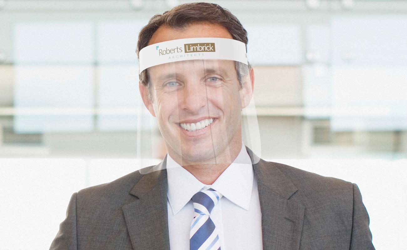 Barrier - Personalised Face Visors