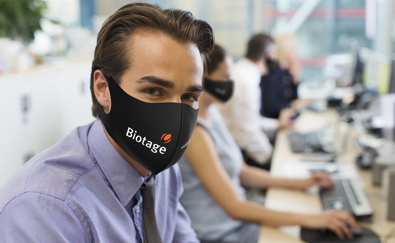 Neo - Printed Face Masks