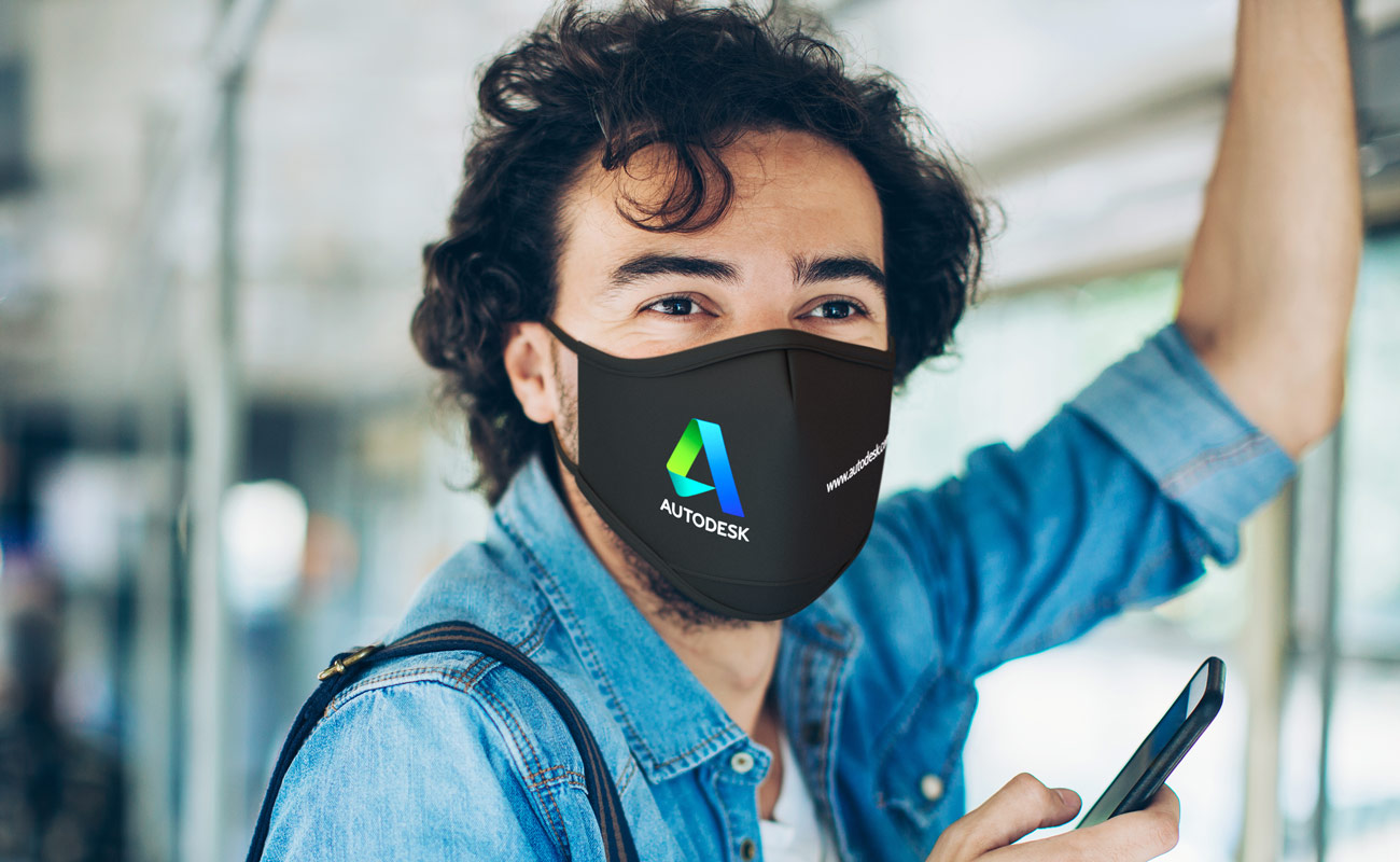 Sky iON - Personalised Facemasks